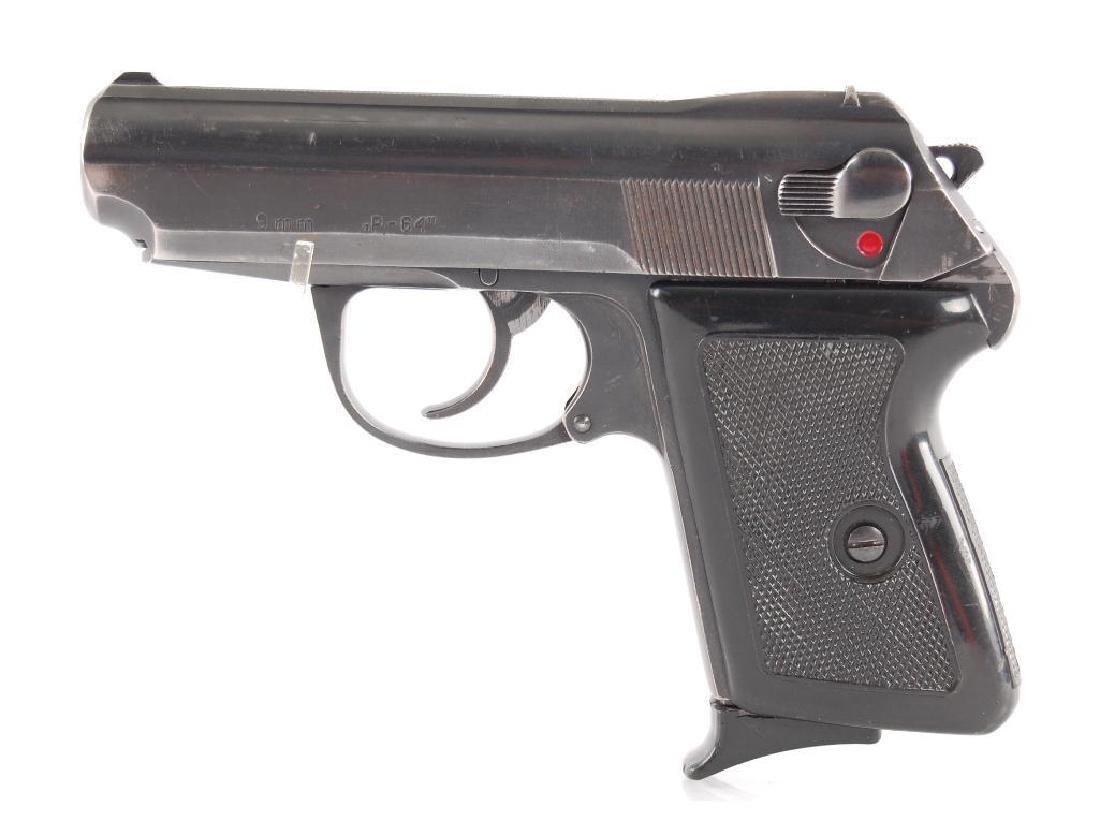 Polish P-64 9mm Semi Automatic Pistol - 3