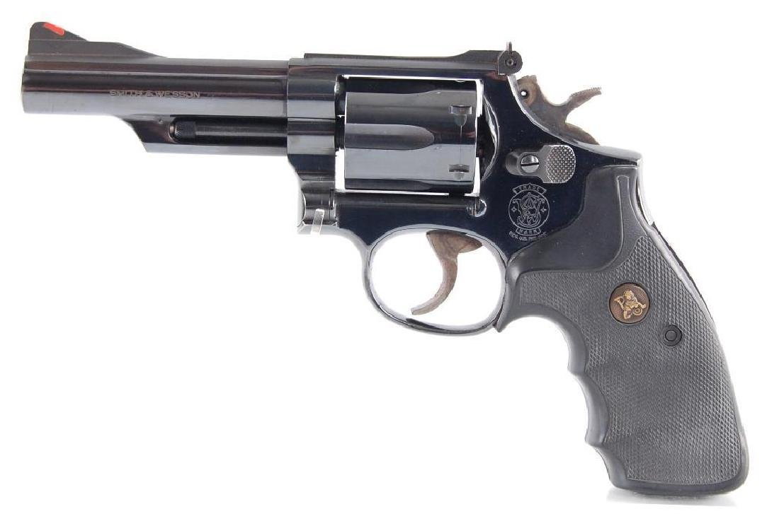 Smith & Wesson Model 19-5 357 Magnum Double Action