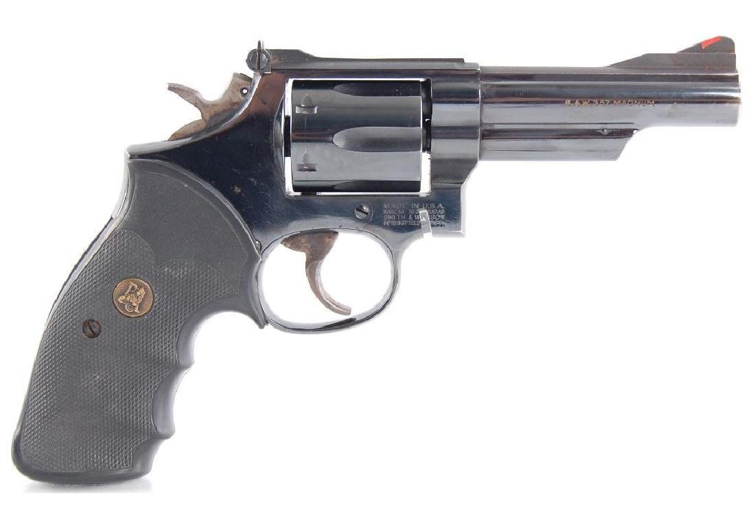 Smith & Wesson Model 19-5 357 Magnum Double Action - 3