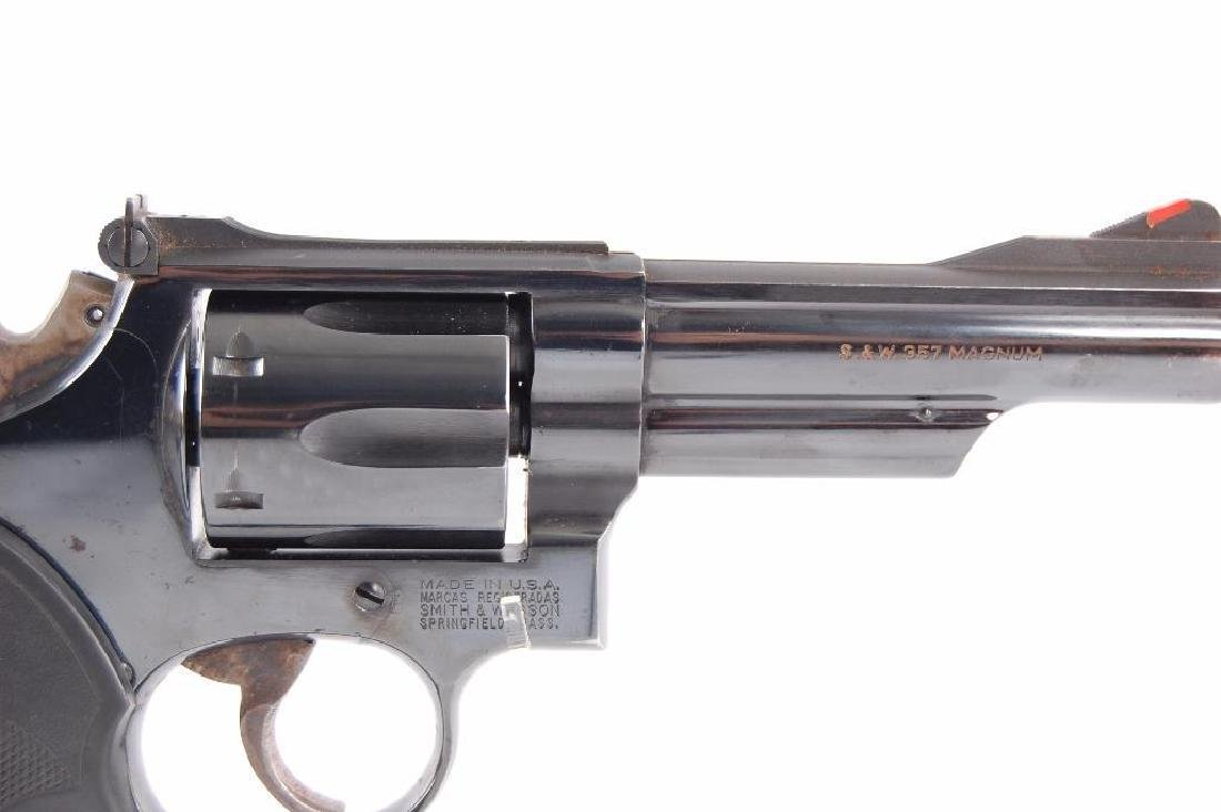 Smith & Wesson Model 19-5 357 Magnum Double Action - 4