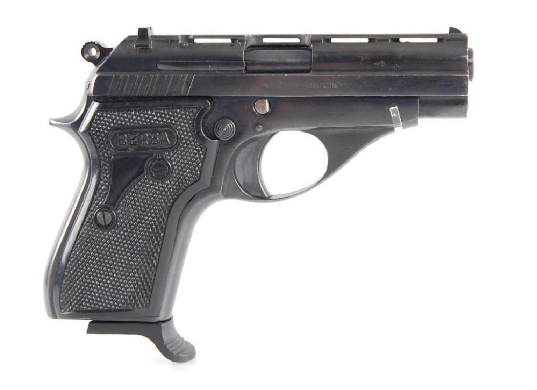 Bersa Model 84 .32 ACP Semi Automatic Pistol with