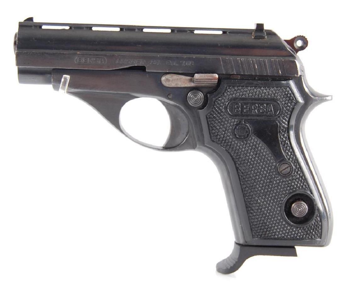 Bersa Model 84 .32 ACP Semi Automatic Pistol with - 2