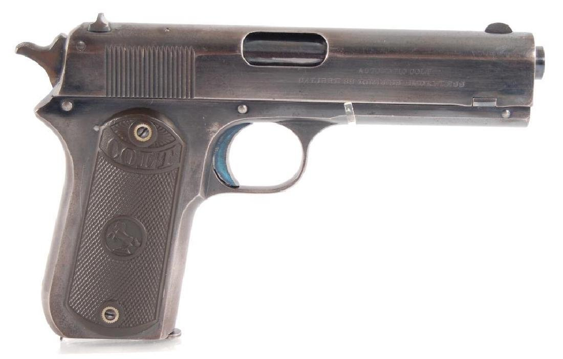 Colt Model 1903 Hammer 38 Rimless Cal. Semi Automatic - 3