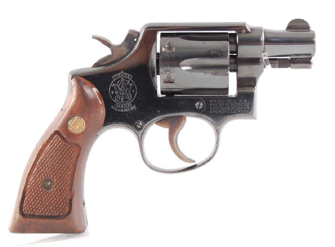 Smith & Wesson Model 1905 .38 S&W Special Double Action