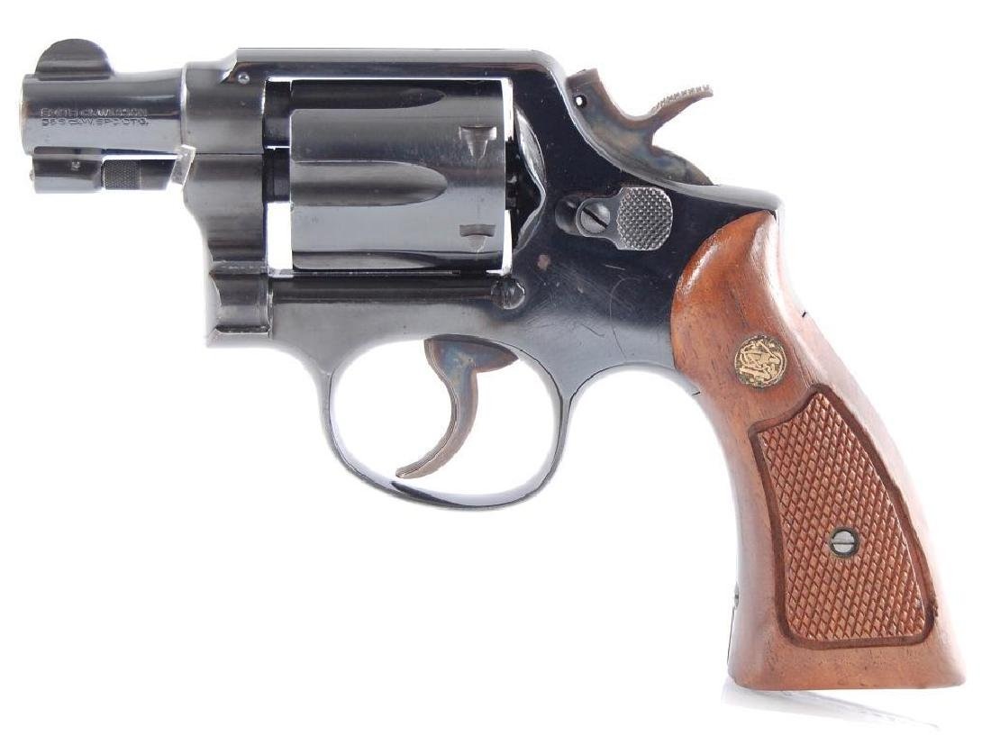 Smith & Wesson Model 1905 .38 S&W Special Double Action - 3