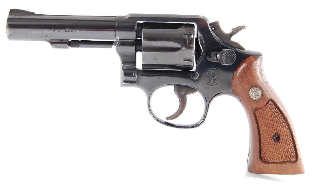 Smith & Wesson Model 10-8 .37 S&W Special Double Action