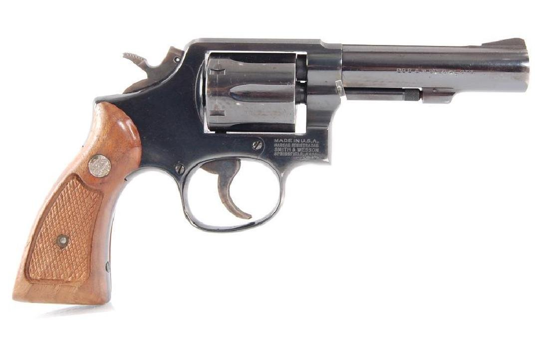 Smith & Wesson Model 10-8 .37 S&W Special Double Action - 4