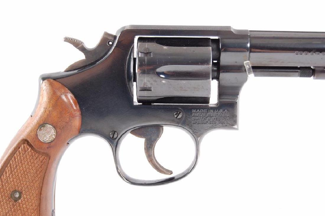 Smith & Wesson Model 10-8 .37 S&W Special Double Action - 5