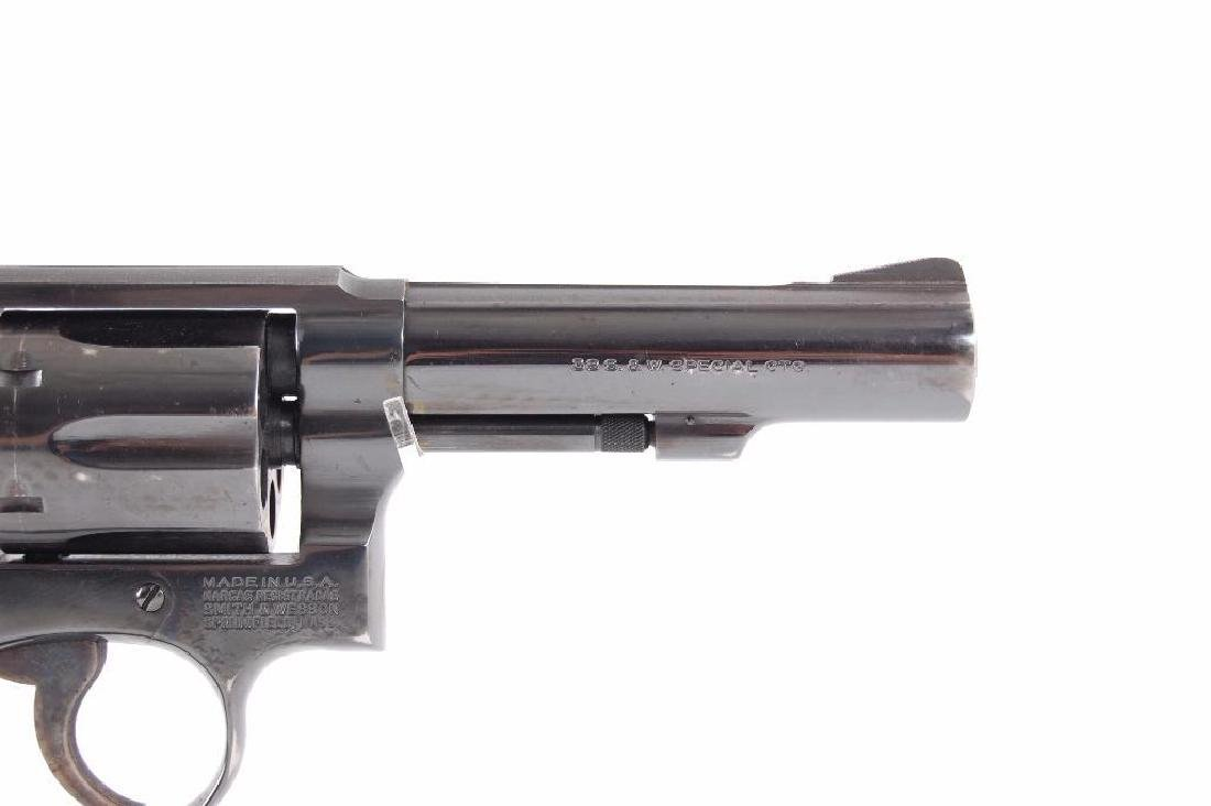 Smith & Wesson Model 10-8 .37 S&W Special Double Action - 6