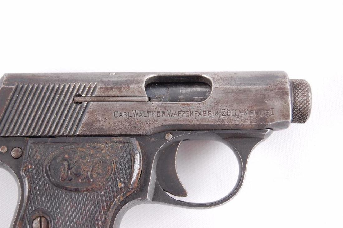 Walther Model 5 6.35mm Semi Automatic Pistol with - 4