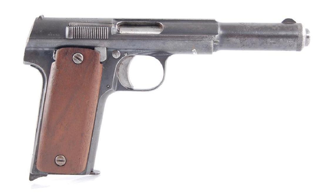 Astra Model 400 9mm Largo Semi Automatic Pistol with