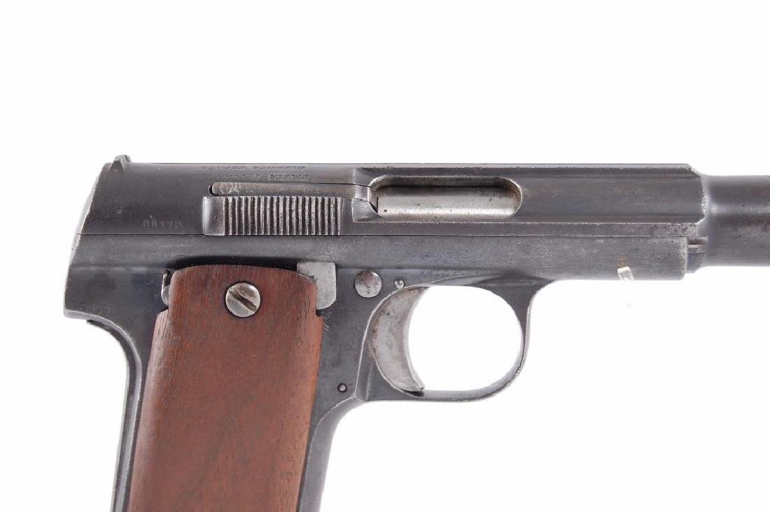 Astra Model 400 9mm Largo Semi Automatic Pistol with - 2