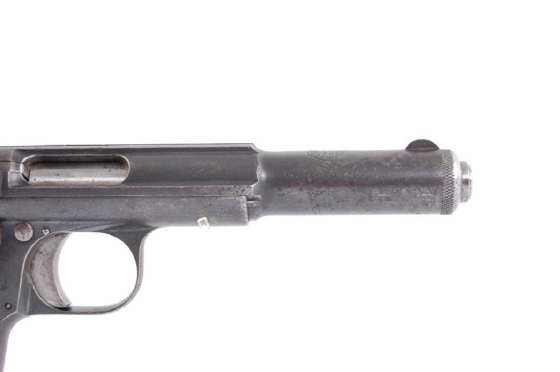 Astra Model 400 9mm Largo Semi Automatic Pistol with - 3