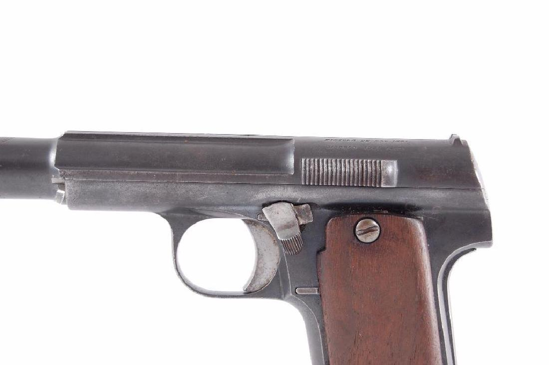 Astra Model 400 9mm Largo Semi Automatic Pistol with - 6