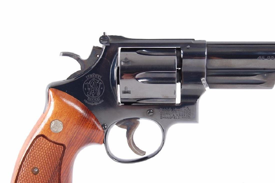 Smith & Wesson Model 25-5 45 Long Colt Double Action - 2