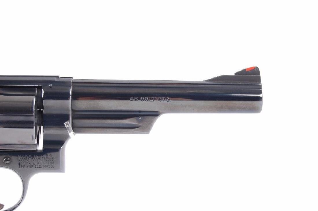 Smith & Wesson Model 25-5 45 Long Colt Double Action - 3