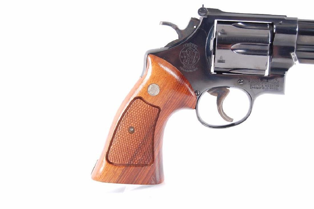 Smith & Wesson Model 25-5 45 Long Colt Double Action - 4