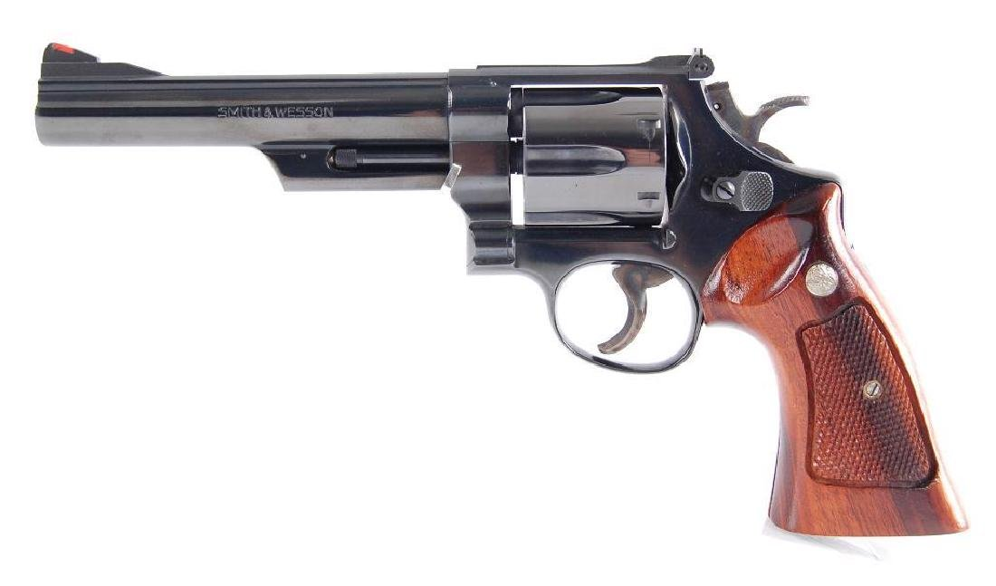 Smith & Wesson Model 25-5 45 Long Colt Double Action - 5
