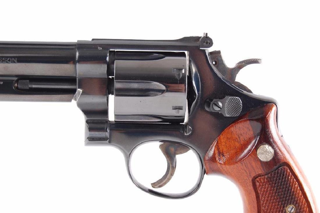 Smith & Wesson Model 25-5 45 Long Colt Double Action - 6