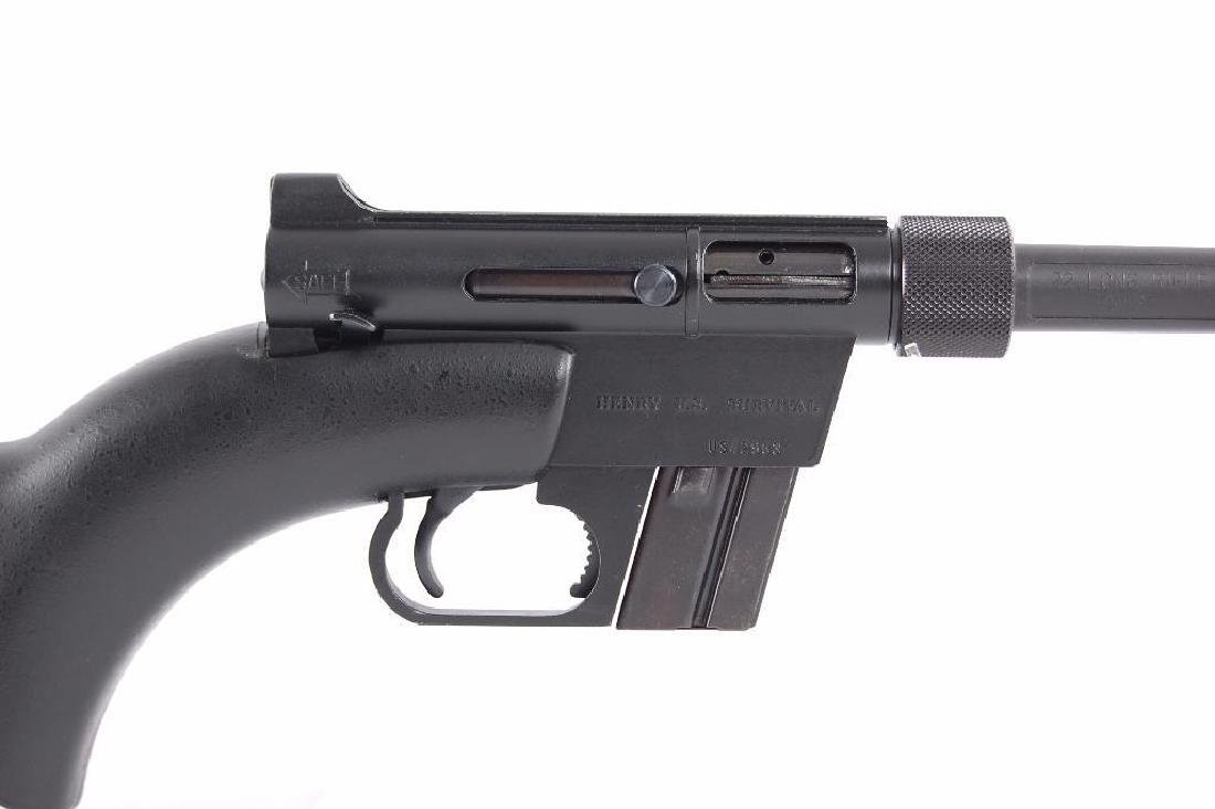 Henry U.S. Survival 22LR Semi Automatic Rifle with - 2