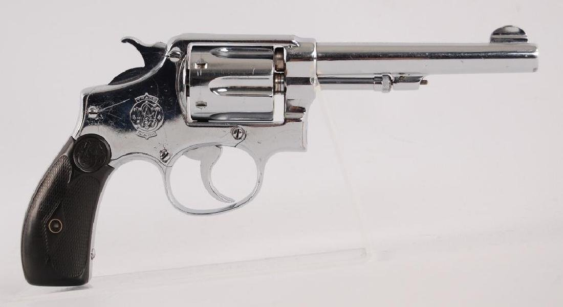 Smith & Wesson Model 1899 32 Winchester Hand Ejector