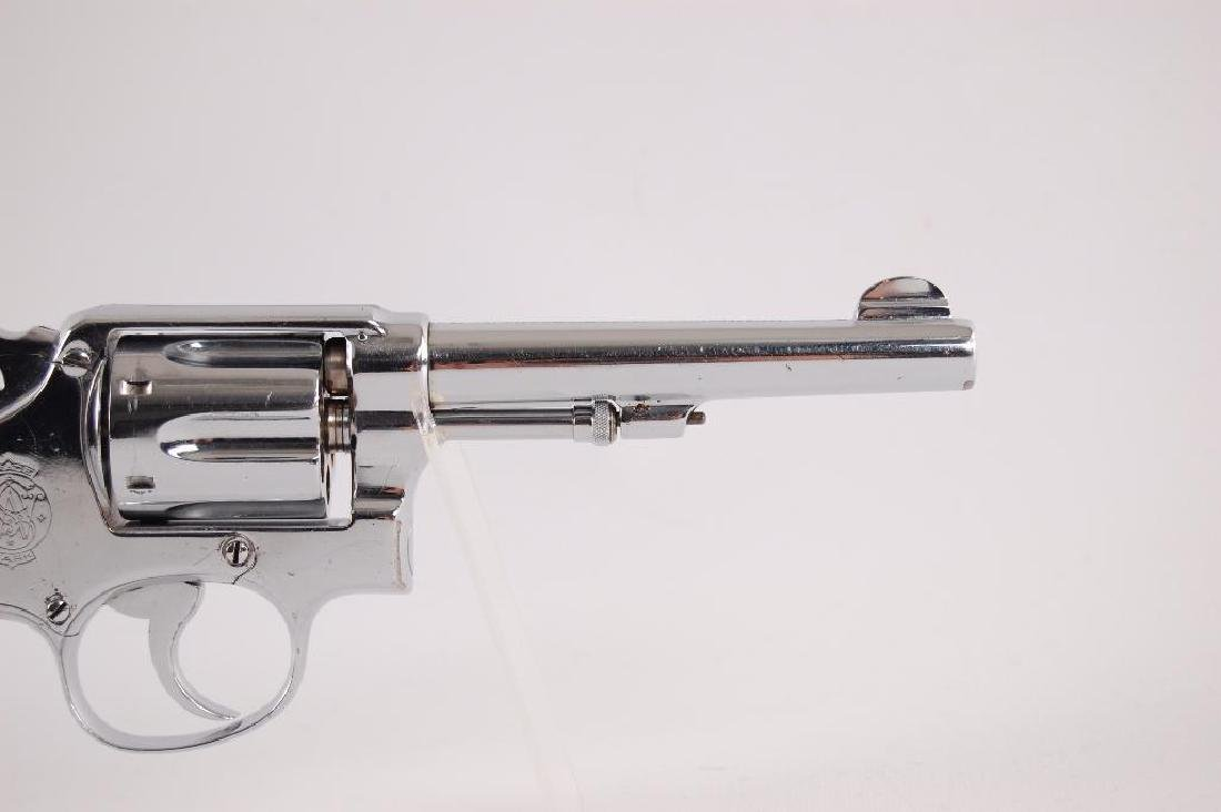 Smith & Wesson Model 1899 32 Winchester Hand Ejector - 3