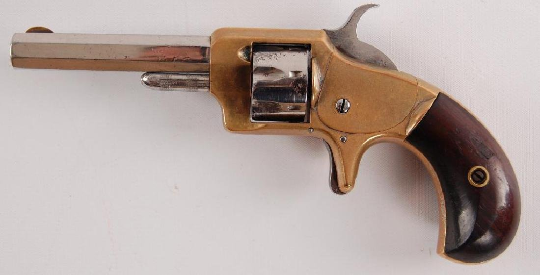 Whitney Arms Company 22 Cal. Rimfire Pocket Revolver