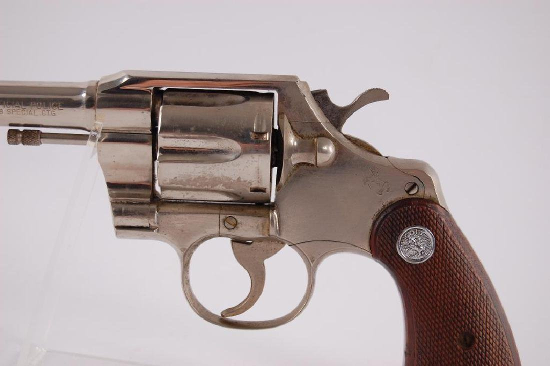 Colt Official Police .38 Special CTG. Double Action - 2