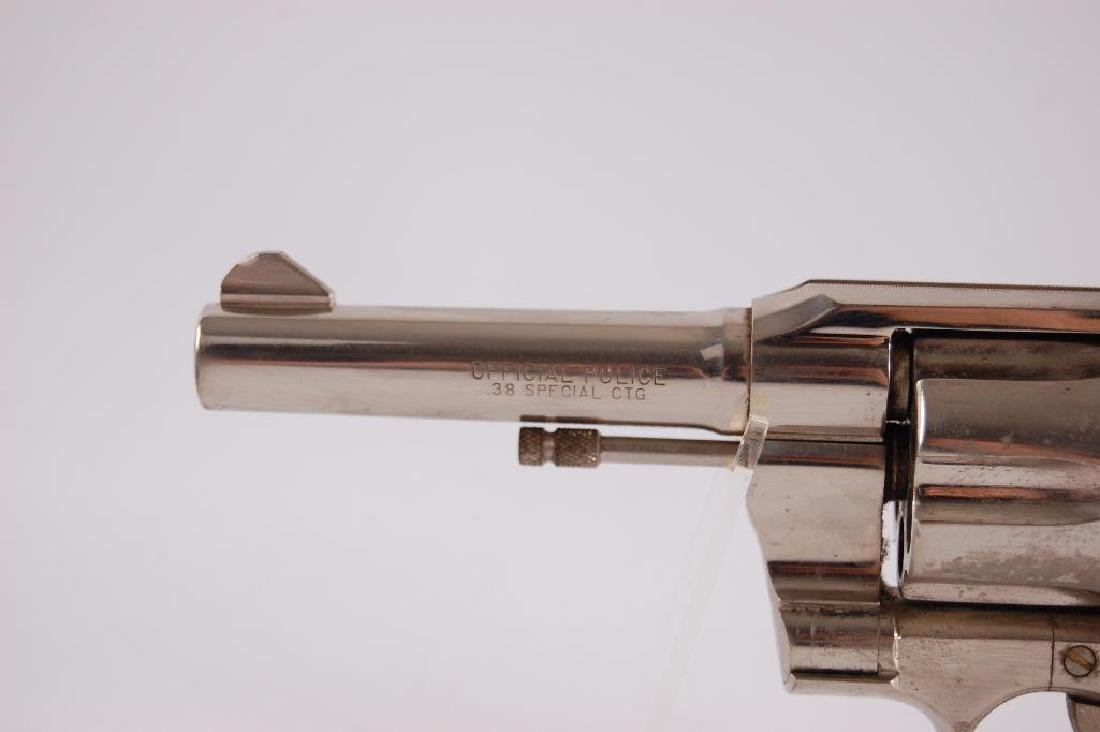 Colt Official Police .38 Special CTG. Double Action - 3