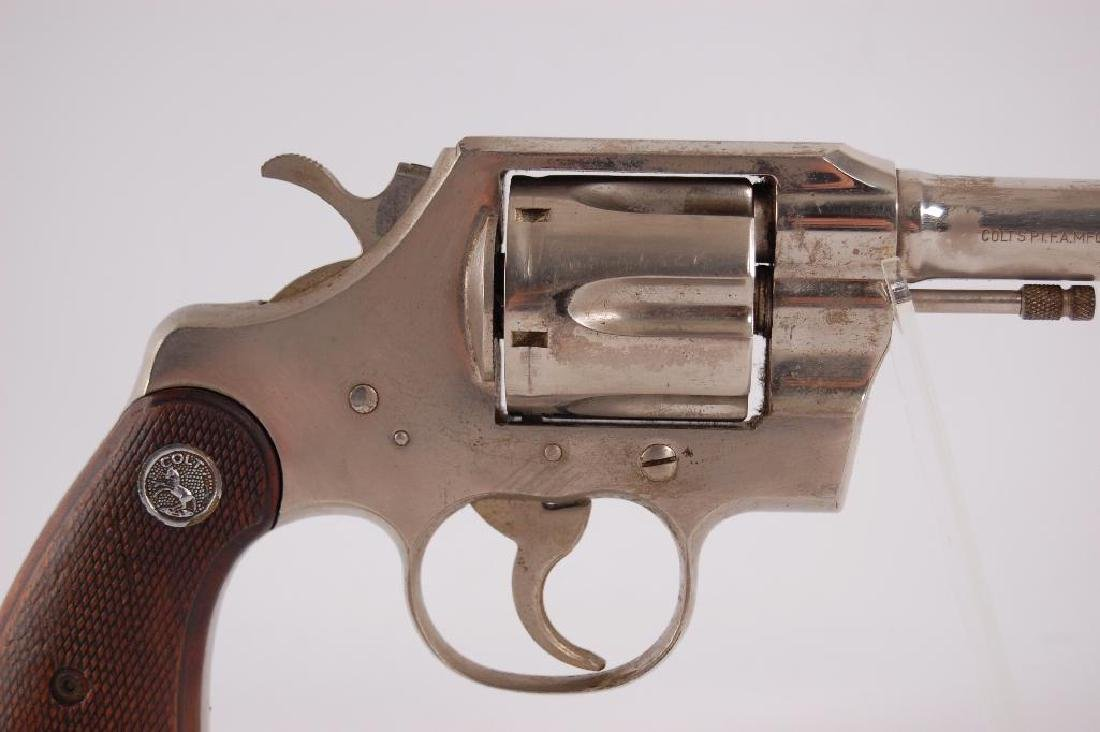 Colt Official Police .38 Special CTG. Double Action - 5