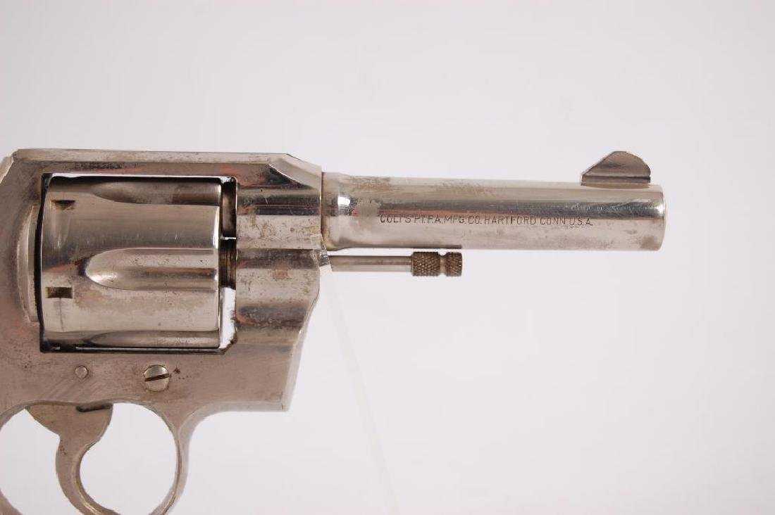 Colt Official Police .38 Special CTG. Double Action - 6