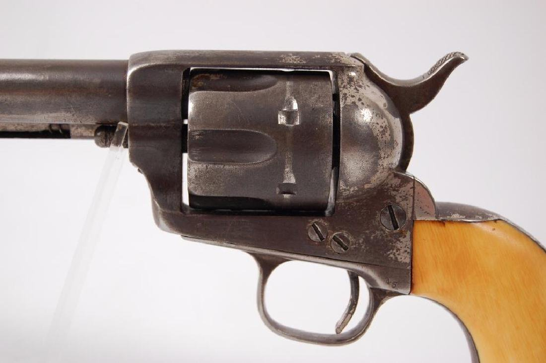 Historical Colt U.S. Cavalry Single Action Army .45 - 2