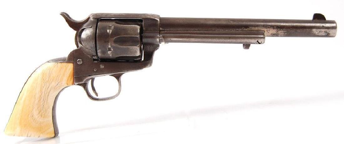 Historical Colt U.S. Cavalry Single Action Army .45 - 6