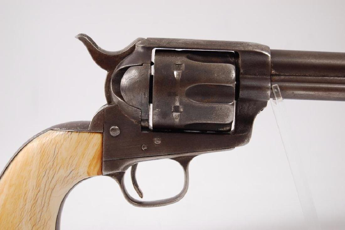 Historical Colt U.S. Cavalry Single Action Army .45 - 7