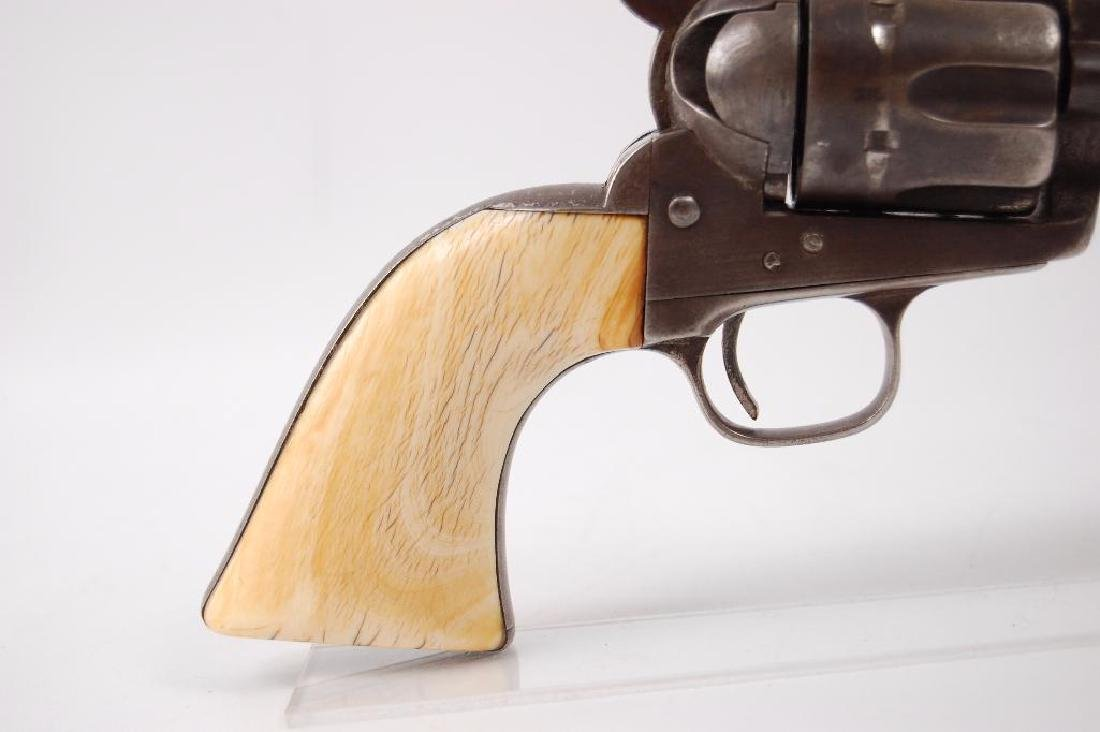 Historical Colt U.S. Cavalry Single Action Army .45 - 8