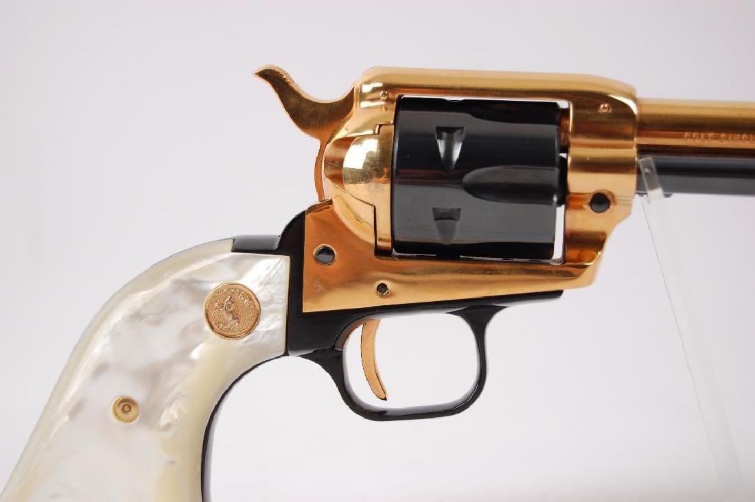 Colt 1867-1967 Nebraska Centennial Single Action - 5