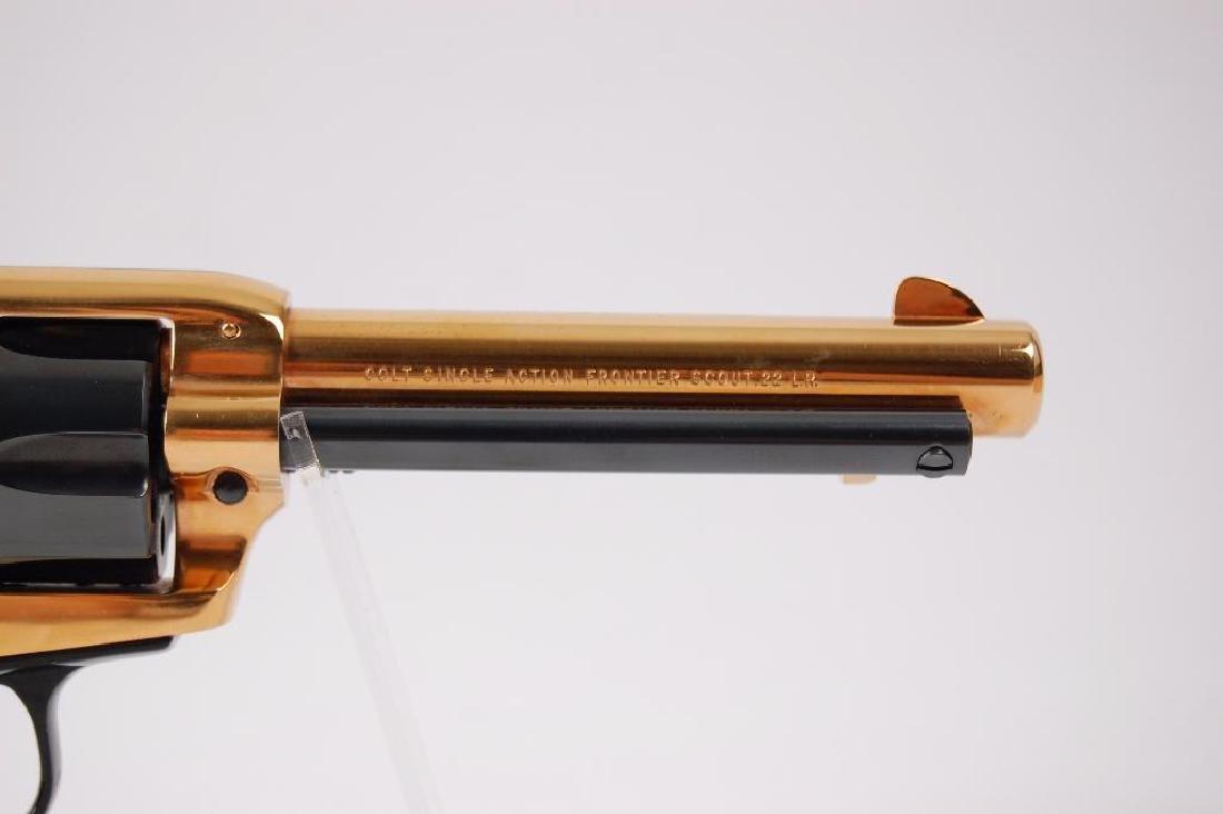 Colt 1867-1967 Nebraska Centennial Single Action - 6