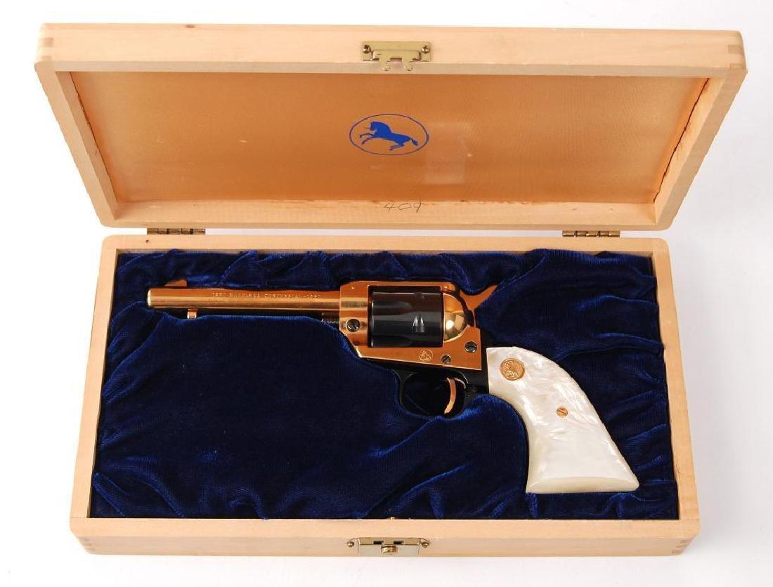 Colt 1867-1967 Nebraska Centennial Single Action - 7