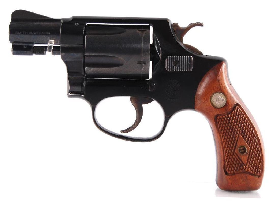Smith & Wesson Airweight .38 Special Snub Nose Double