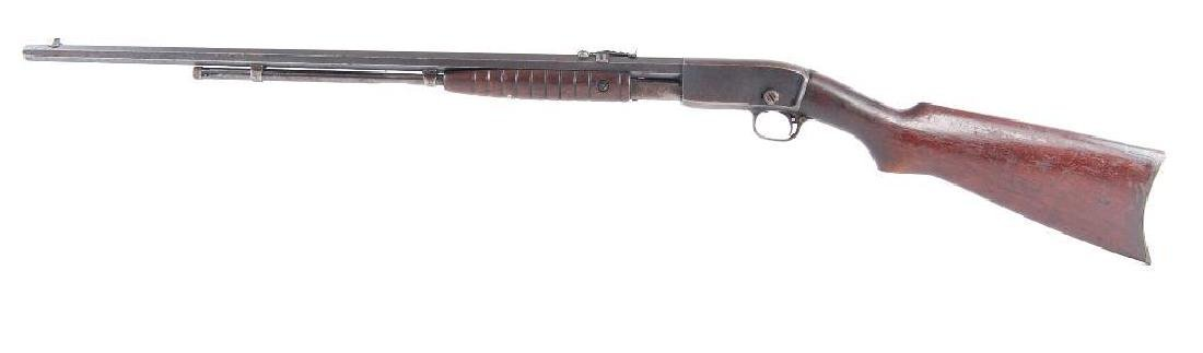 Remington Model 12C 22S, L, LR Octagon Barrel Pump