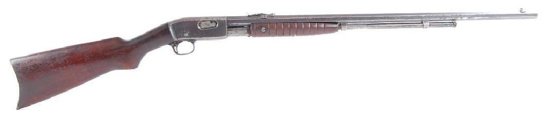 Remington Model 12C 22S, L, LR Octagon Barrel Pump - 6