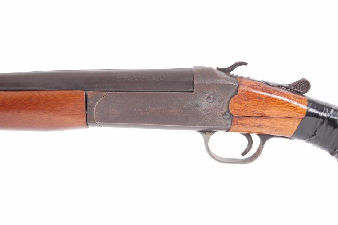 Stevens Single Shot Break Action 20 GA. Shotgun - 3