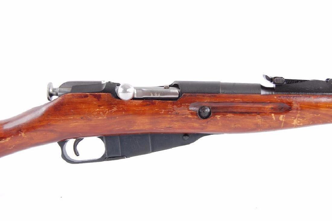 Mosin Nagant 91/30 7.62x54R Bolt Action Rifle - 3