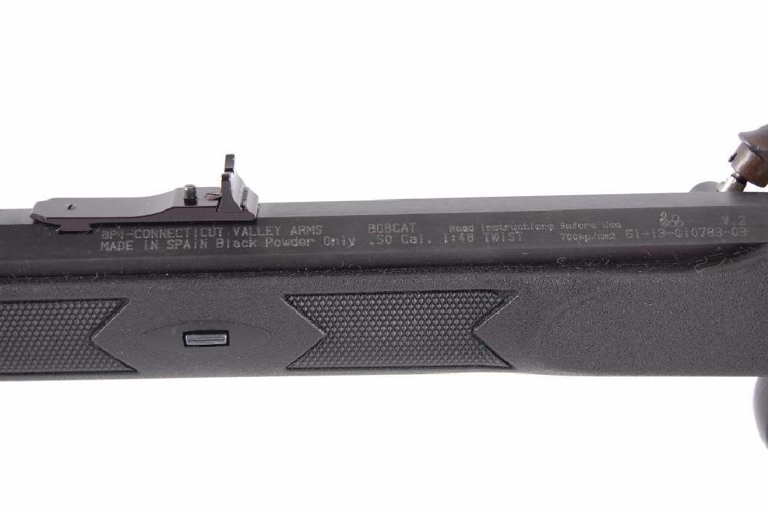 CVA Black Powder 50 Cal. Percussion Rifle with Octagon - 9