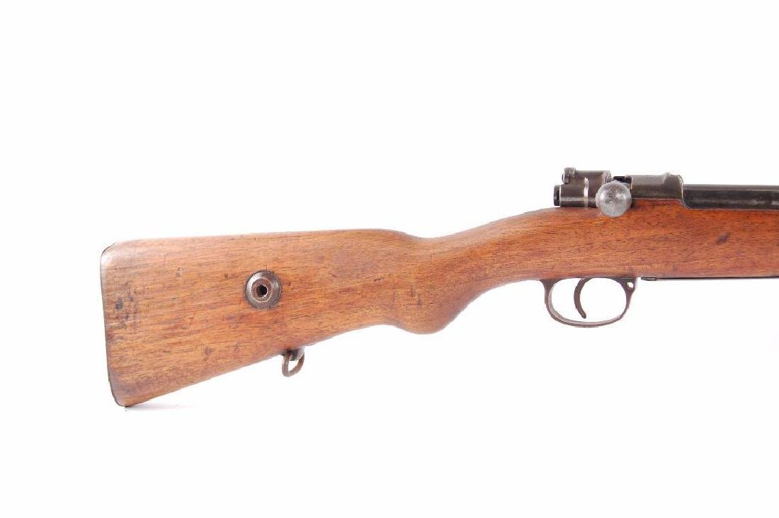 Turkish Mauser 7.92x57 Bolt Action Rifle - 2