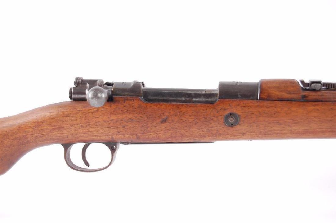 Turkish Mauser 7.92x57 Bolt Action Rifle - 3