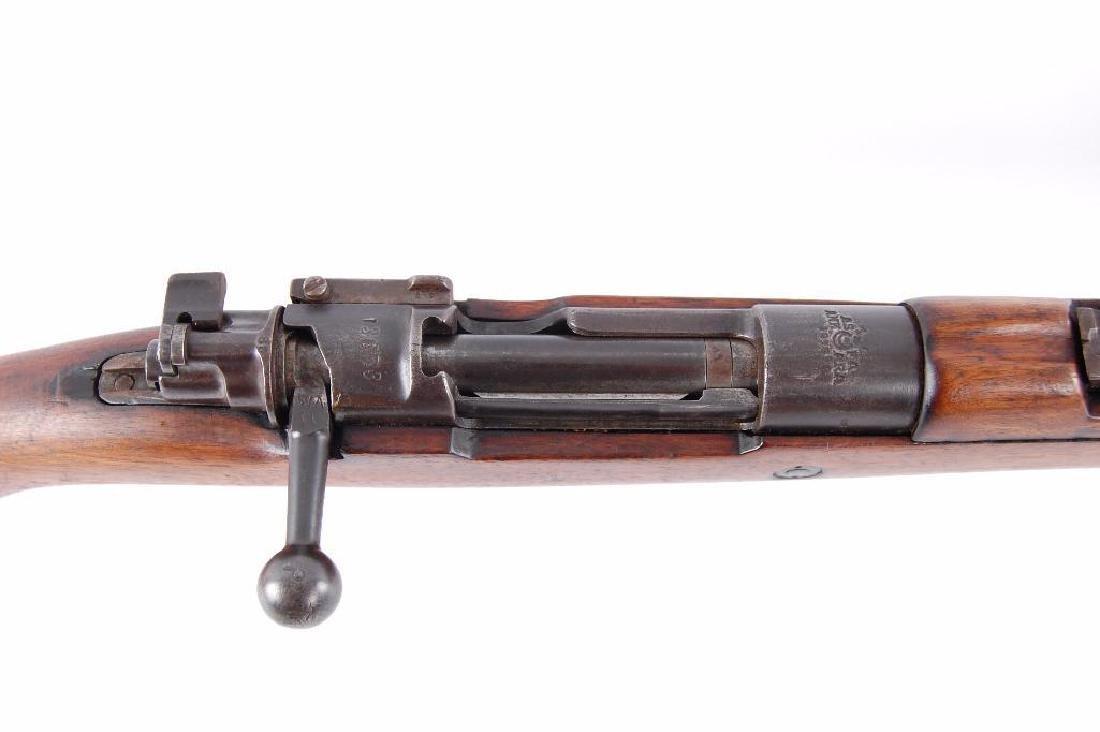 Turkish Mauser 7.92x57 Bolt Action Rifle - 5