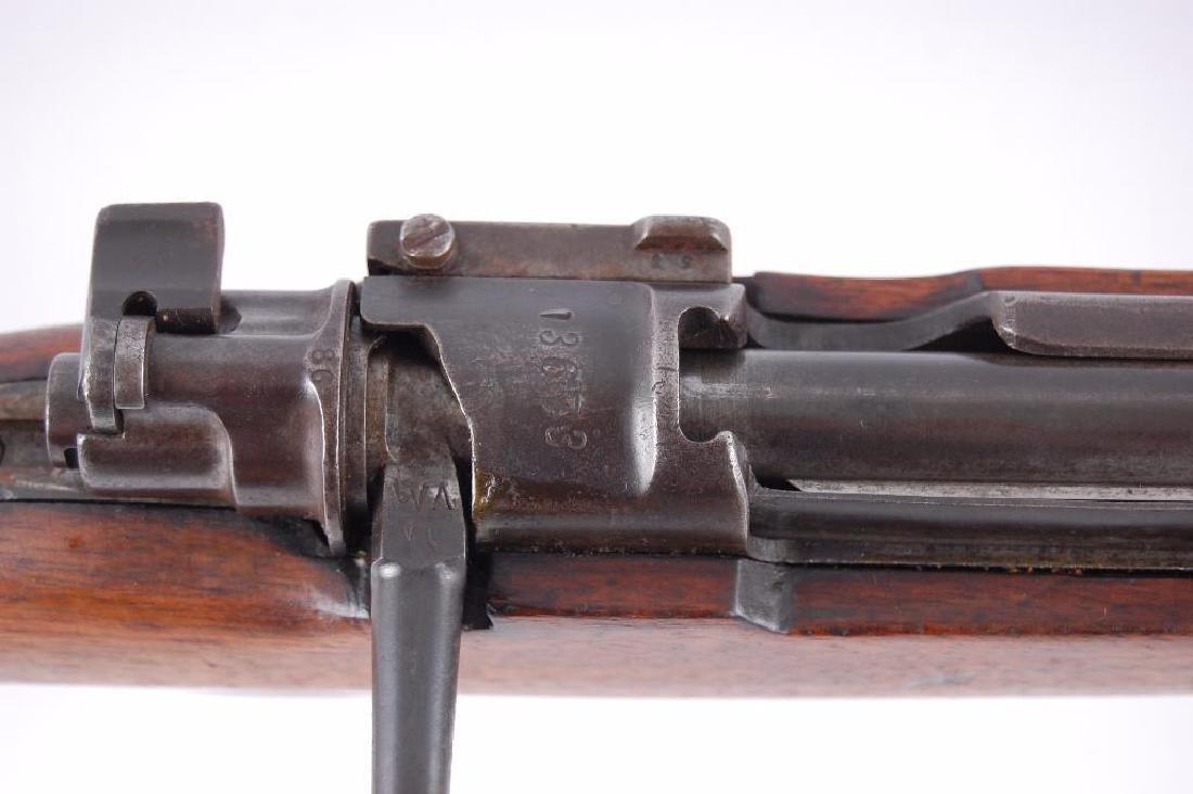 Turkish Mauser 7.92x57 Bolt Action Rifle - 7