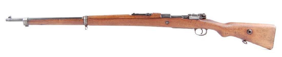 Turkish Mauser 7.92x57 Bolt Action Rifle - 9