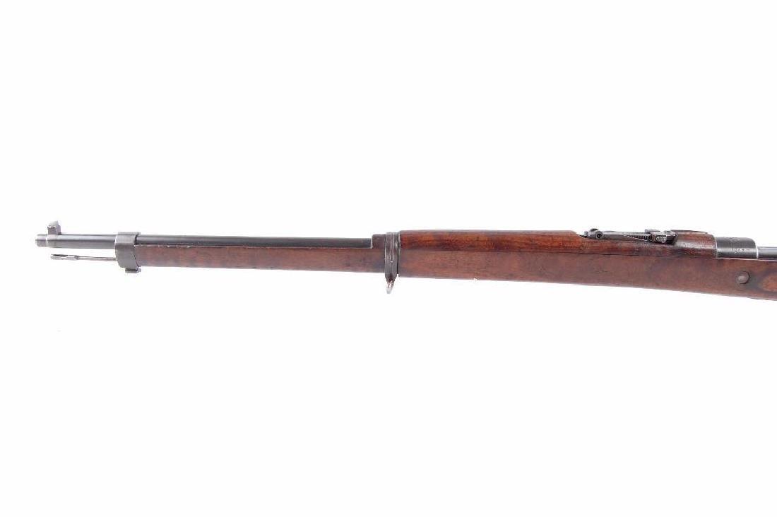 Turkish Mauser 7.92x57 Bolt Action Rifle - 10